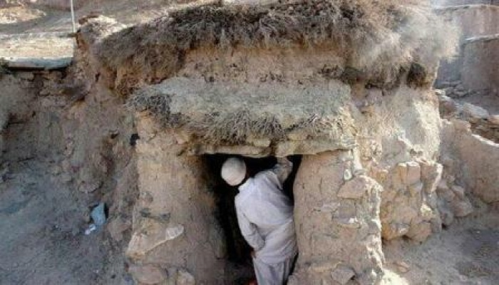 Найдена пещера со следами древней резни