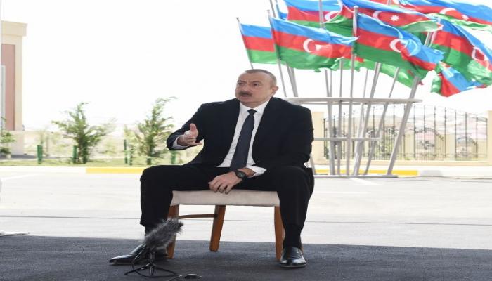 Президент Ильхам Алиев: Каждый гражданин Азербайджана справедливо гордится тем, что первая в мусульманском мире республика была создана именно в Азербайджане
