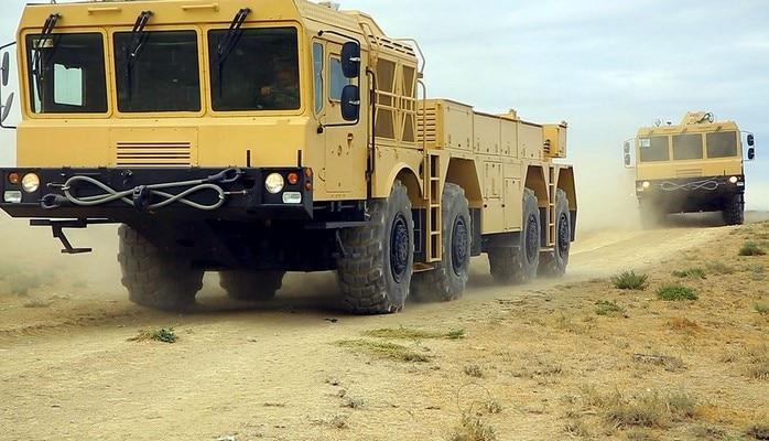 """Министерство обороны: В Азербайджан прибыла новая партия """"Полонезов"""""""