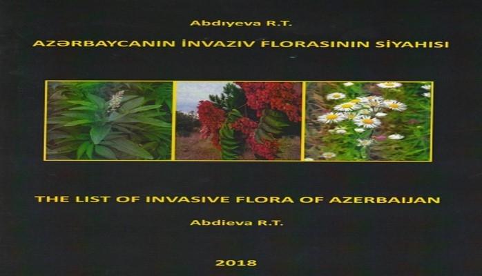 Azərbaycanın invaziv florasına dair ilk məlumatlar dərc edilib