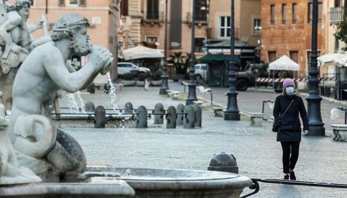 В Италии из-за COVID-19 за сутки умерли 525 человек