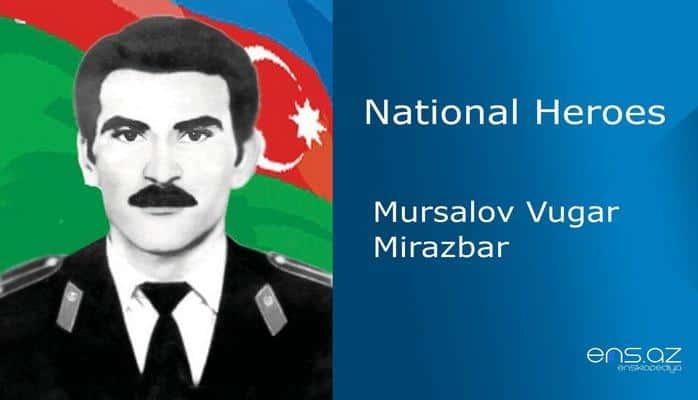 Mursalov Vugar Mirazbar
