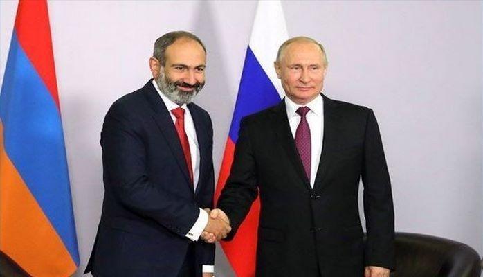 Пашинян: Мы обсудили с Путиным Карабах
