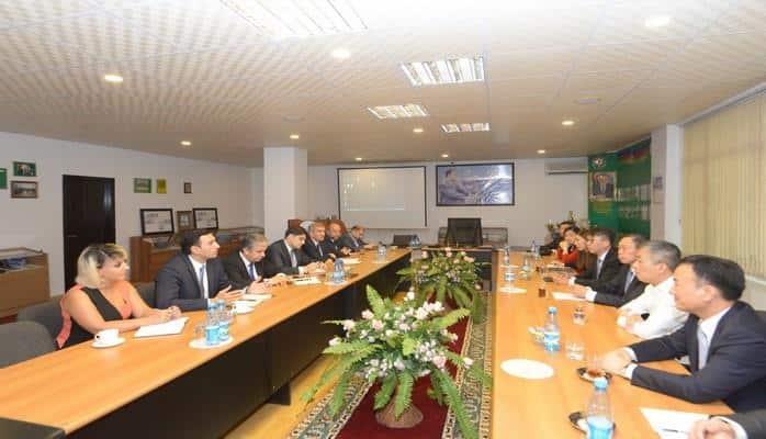 Предложено создание совместно с Китаем платформы электронной торговли
