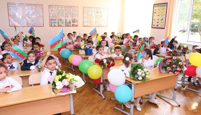 В Азербайджане отложены собеседования по приему в первый класс