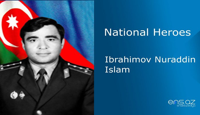 Ibrahimov Nuraddin Islam