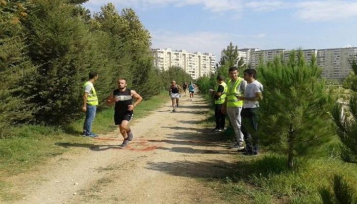 Kross qaçışı üzrə Bakı şəhər çempionatına start verilib
