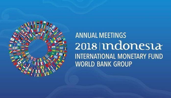 Международный банк Азербайджана принял участие в ежегодном собрании МВФ и Группы Всемирного банка