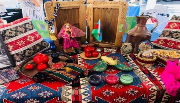 Kaliforniyada keçirilən beynəlxalq mədəniyyət festivalında Azərbaycan təmsil olunub