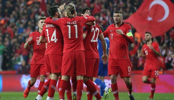Сборные Турции и Франции по футболу отобрались на чемпионат Европы 2020 года
