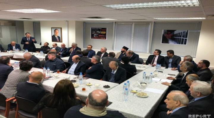 Азербайджанская диаспора Москвы почтила память жертв трагедии 20 Января
