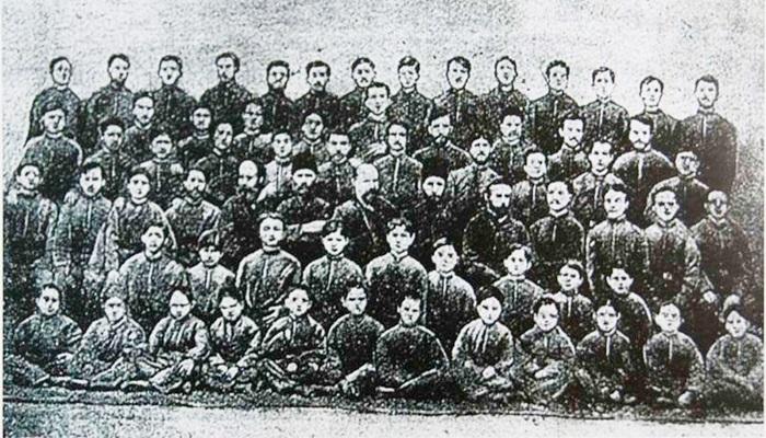 Шушинские педагоги и литераторы прошлых лет