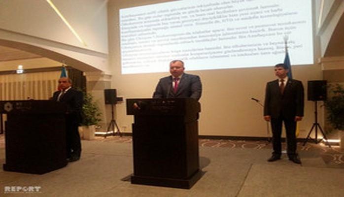 Посол: Значение Азербайджана как ключевого партнера для Украины на Южном Кавказе возрастает