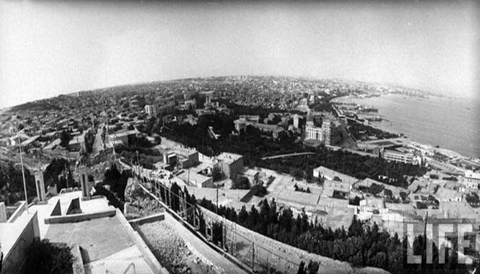 Взгляд на Баку в 1960 г. фотокорреспондента «LIFE» Карла Майданса (ФОТО)