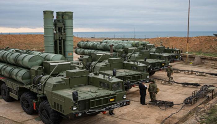 Поставки комплексов С-400 Турции начнутся в июле
