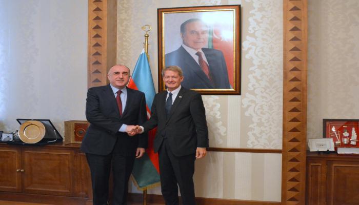 Эльмар Мамедъяров: Последние заявления руководства Армении способствуют росту напряженности в регионе