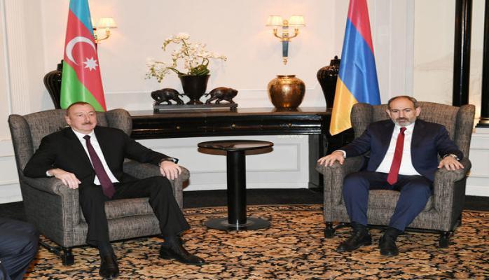ОБСЕ о встрече Алиева и Пашиняна
