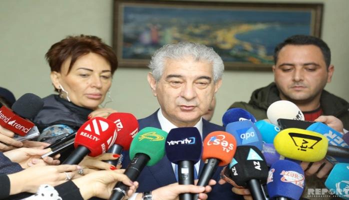 Əli Əhmədov: 'İnanıram ki, YAP iqtidarının ömrü Azərbaycanın siyasi həyatında kifayət qədər uzun olacaq'