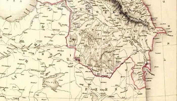 Азербайджан на Кавказе в средневековых армянских источниках