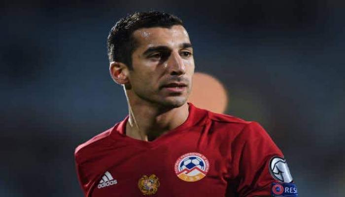 UEFA Azərbaycanda Mxitaryanla bağlı təxribatın qarşısını aldı
