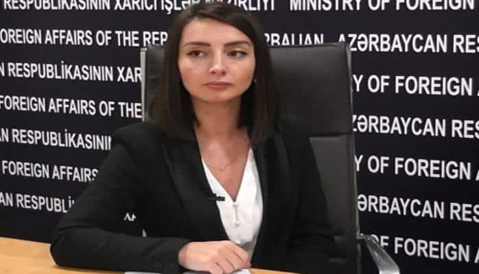 XİN: Ermənistan rəhbərliyinin məntiqini anlamaq çətindir