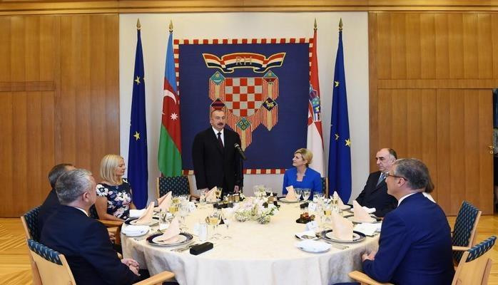 Президент Ильхам Алиев: Азербайджан играет свою роль в вопросах энергетической безопасности региона и Европы