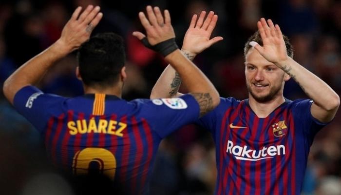 """Barcelona'dan Ivan Rakitic açıklaması! """"Sezon sonu..."""""""