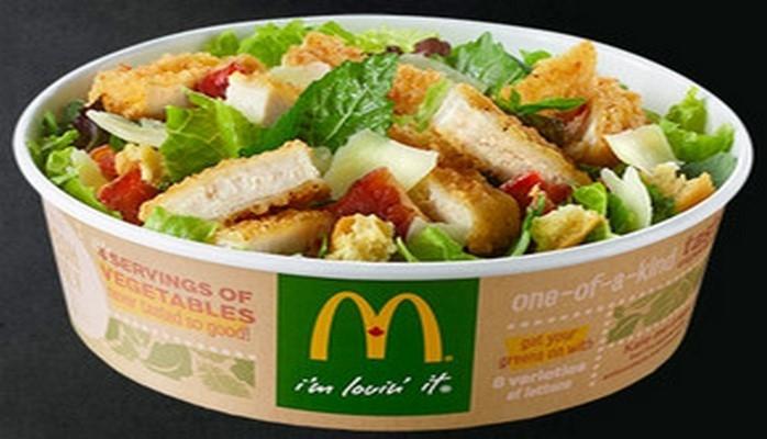 McDonald's ABŞ-dakı restoranlarında salat satışını dayandırıb