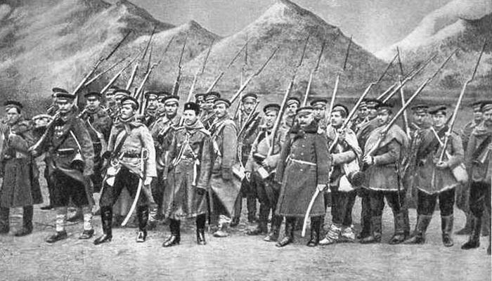 Отношение Османской Империи к агрессии России против Азербайджана