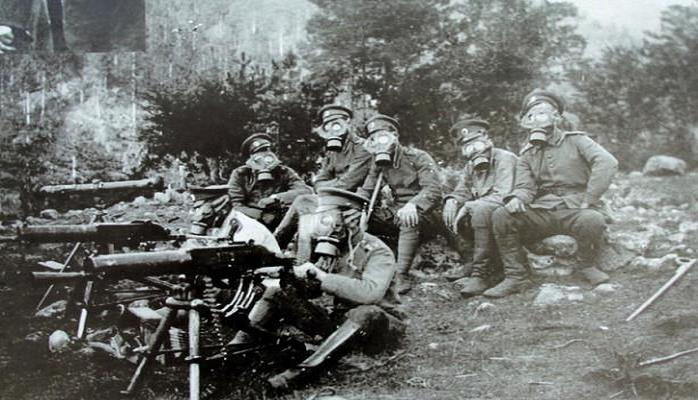 Самые шокирующие факты о Первой мировой войне
