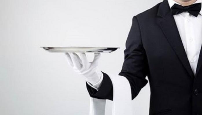 Restoranda ofisiant işləmək olarmı?