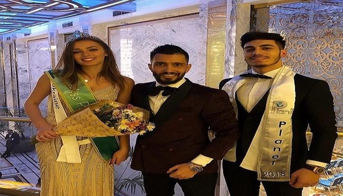Азербайджанец стал победителем конкурса красоты в Тбилиси