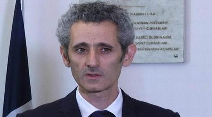 Посол Франции выразил соболезнования азербайджанскому народу