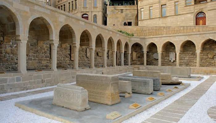 Ханака в бакинской крепости Ичери-шехер