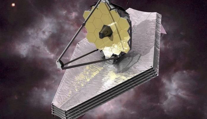 NASA проверила работоспособность системы связи телескопа «Джеймс Уэбб»