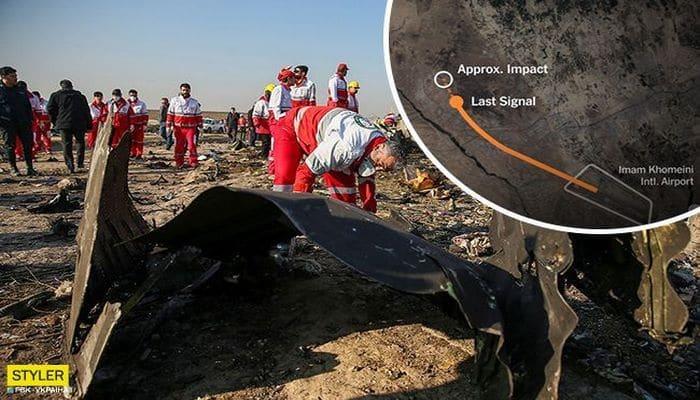 Самолет МАУ взломали американцы: в Иране сделали странное заявление