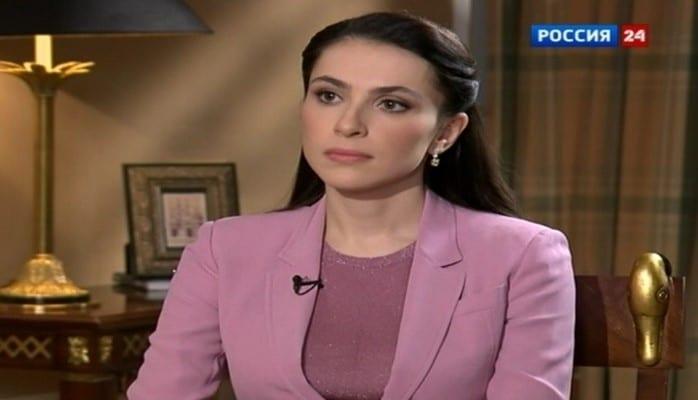 """Наиля Аскер-заде получила ТЭФИ в номинации """"Лучший интервьюер"""""""