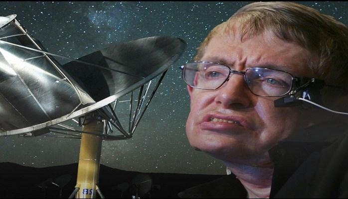 Stephen Hawking'in uyarısına rağmen tarihi adım atılıyor