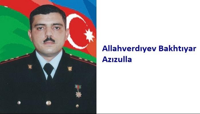 Allahverdiyev Bakhtiyar Azizulla