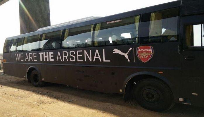 Поездка «Арсенала» в Азербайджан станет самой долгой в истории