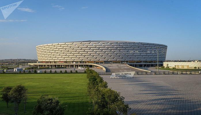 Главная бакинская арена готова к большому футболу