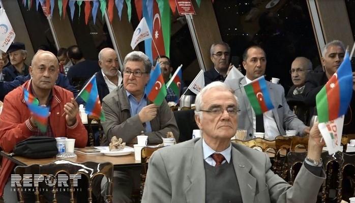 Живущие в Турции азербайджанцы отметили День независимости