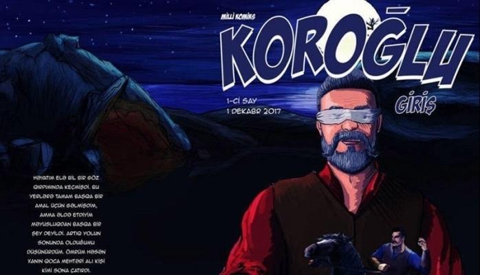 """""""Koroğlu"""" adlı ilk milli komiksin təqdimatı keçirilib"""