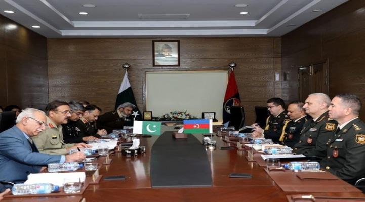 Состоялась очередная встреча азербайджано-пакистанской рабочей группы