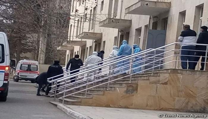 В Клинический медцентр в Баку помещены два человека из Ирана (Эксклюзив)