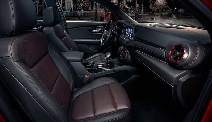 Самая дорогая заводская версия Chevrolet Blazer стоит $57 175