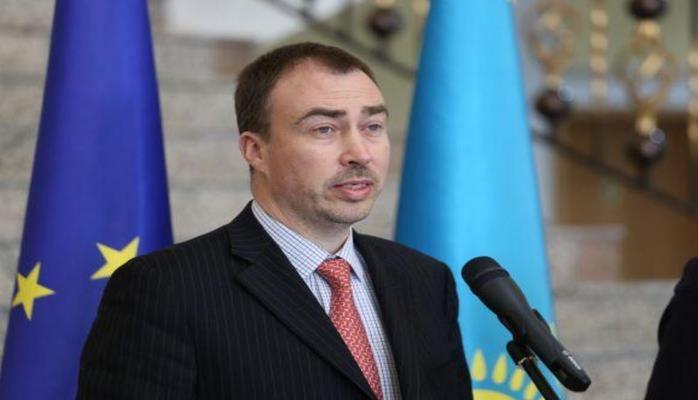 Начался визит спецпредставителя ЕС по Южному Кавказу в Азербайджан