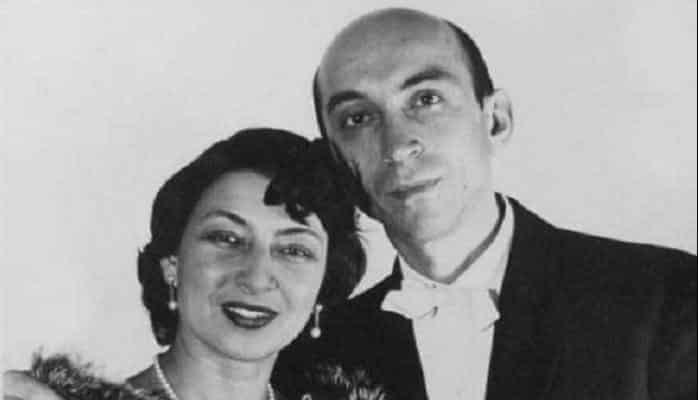 Lütfi Zadənin xanımının ölümündən bir il ötür