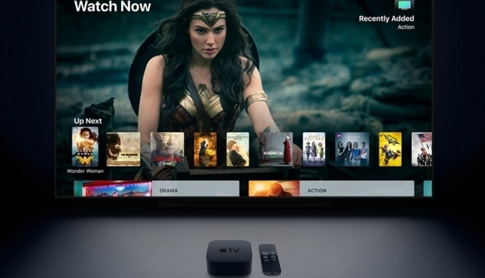 Beşinci nəsil Apple TV 4K video dəstəyi əldə etdi