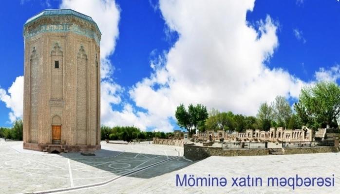 Şərq memarlığının inciləri - Naxçıvan türbələri